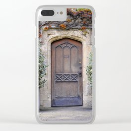 Doors Oxford 1 Clear iPhone Case