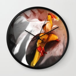 saitaman Wall Clock
