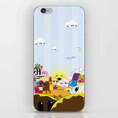 SF Sweet World  iPhone & iPod Skin