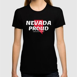 Nevada Proud State Motto All For Our Country design T-shirt