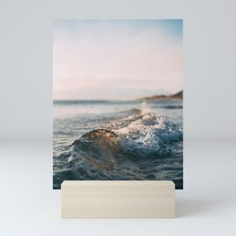 Beautiful Ocean Waves Mini Art Print