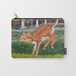 Deer in our Holler Carry-All Pouch