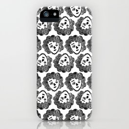 Critter Girl iPhone Case
