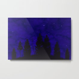 Worlds much like Ours Metal Print