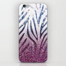 Zebra Case by Zabu Stewart iPhone & iPod Skin