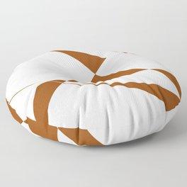 Endure Innovate Evolve Flourish Floor Pillow