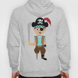 Ahoy Matey! Kids Pirate Treasure Hunt Hoody