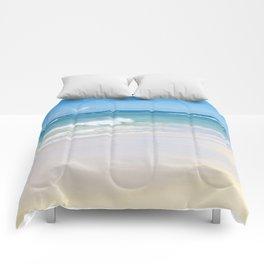 beach bliss Comforters