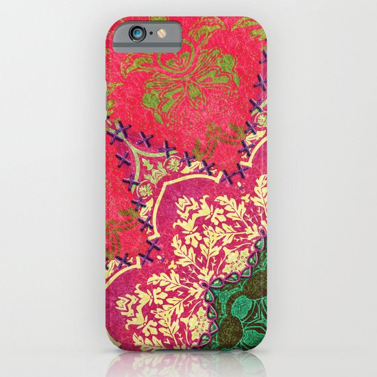 Royal Mandala 1 iPhone & iPod Case