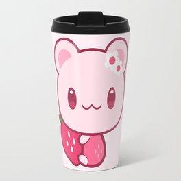 Ichigo Strawbeary Travel Mug