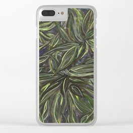 Greenhouse Clear iPhone Case