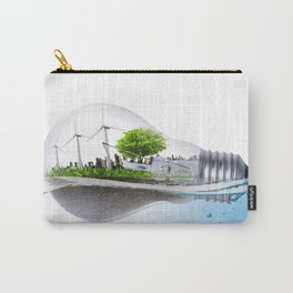 Echo Energy Carry-All Pouch