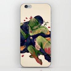 Mater T, Pater U iPhone & iPod Skin