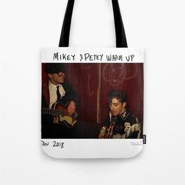 Birds in the Boneyard, Print 12: Mikey & Peter Warm Up Tote Bag