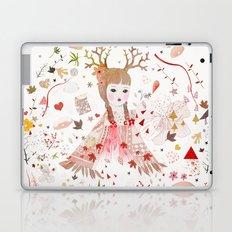 child garden Laptop & iPad Skin