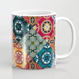 DESEO BOLD spanish tiles Coffee Mug