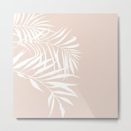 Hawaii Prints, Pink, Colour Prints Metal Print