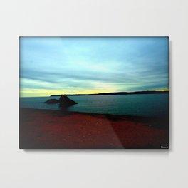 Daybreak over Torbay Metal Print