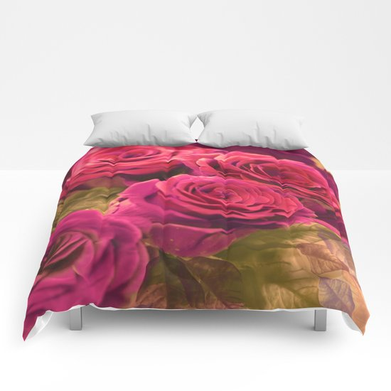 Romantic roses(2). Comforters