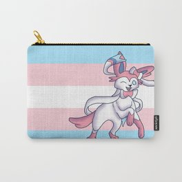 Sylveon Transgender Carry-All Pouch