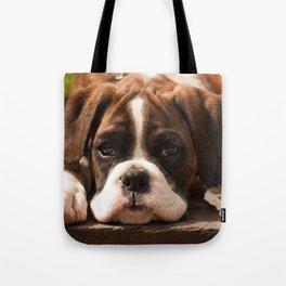 Alfie II Tote Bag