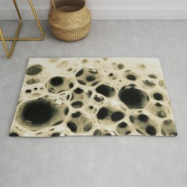 Coffee Explosion Rug