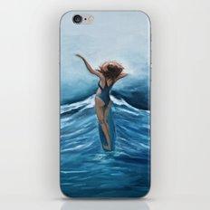 Marina iPhone & iPod Skin