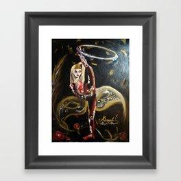 Alegria! Alegria! Alegria! Framed Art Print