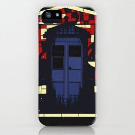 Time Awaits iPhone Case