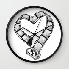 Love of Photography Wall Clock