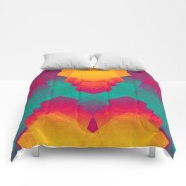 Pentagon Vibrancy Comforters