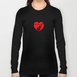 Ukulele Love Long Sleeve T-shirt