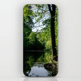 Ripples in the Creek iPhone Skin
