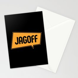Jagoff Stationery Cards