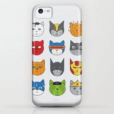 Super Cats Slim Case iPhone 5c