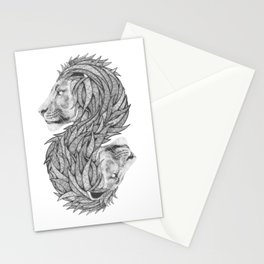 Courage to create Stationery Cards
