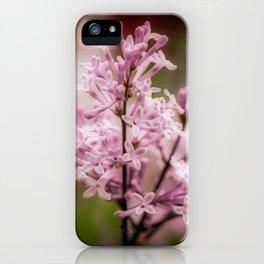 Lilacs - Orton-ized iPhone Case