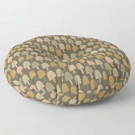 Pattern project #34 / Small Trees Floor Pillow