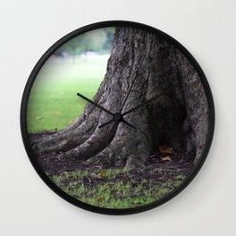 Cambridge tree 3 Wall Clock