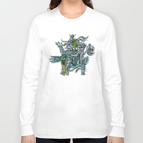 Holy dance - Print available!! Long Sleeve T-shirt