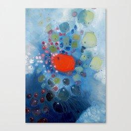TRANSFORMING DISTANCE 1 Canvas Print