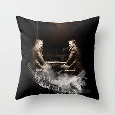 duo gualaZZi Throw Pillow