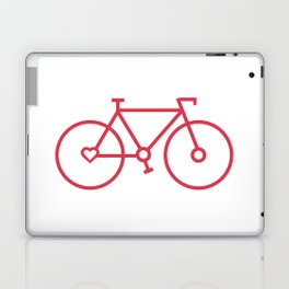 Fixed Gear Love Laptop & iPad Skin