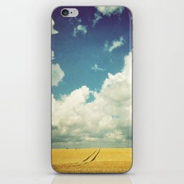 Into the Great Wide Open iPhone Skin