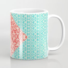 Retro Optical Fantasia Coffee Mug