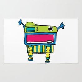 Happy Mr. Turtle Rug