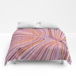 Electric Field Art XXIV Comforters