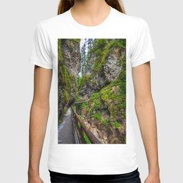 Kitzlochklamm, Austria T-shirt