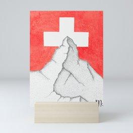 Matterhorn Mini Art Print