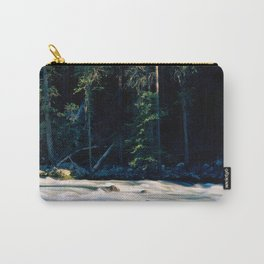 Evening Stream and Sun Carry-All Pouch